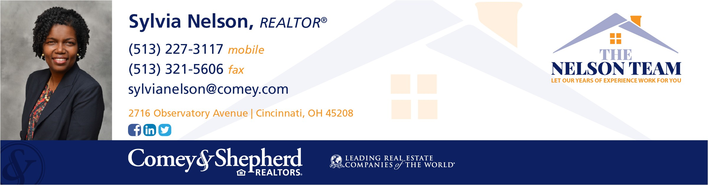 Comey and Shepherd Cincinnati Listings Sylvia Nelson Comey Shepherd Realtors