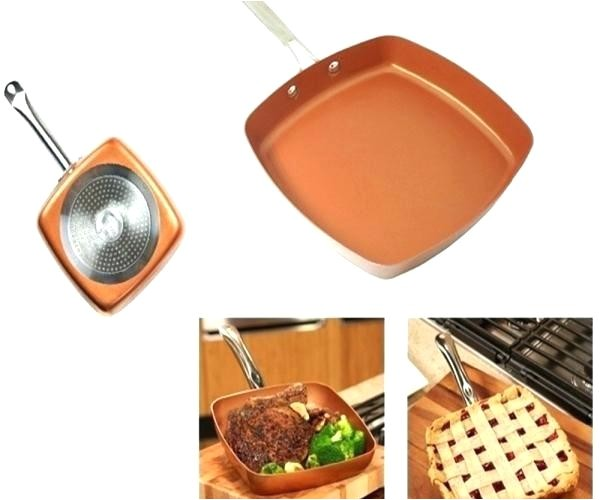 copper pan pro reviews square copper pan pro medium size of terrific ceramic frying red pans oven chef fry safe square copper pan pro innobella ceramic copper pro pan reviews