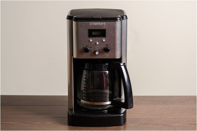 how 5832328 self clean cuisinart coffee pot