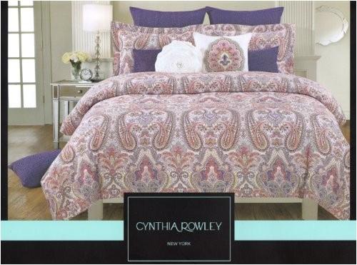 cynthia rowley bedding