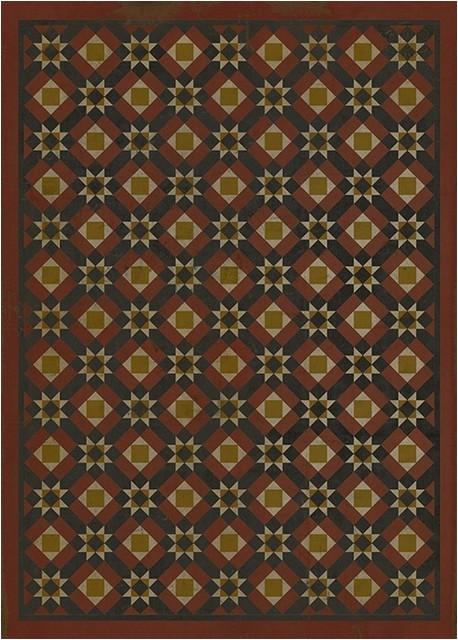 Decorative Vinyl Floor Cloths Decorative Vinyl Floor Cloths Eclectic Vinyl Flooring