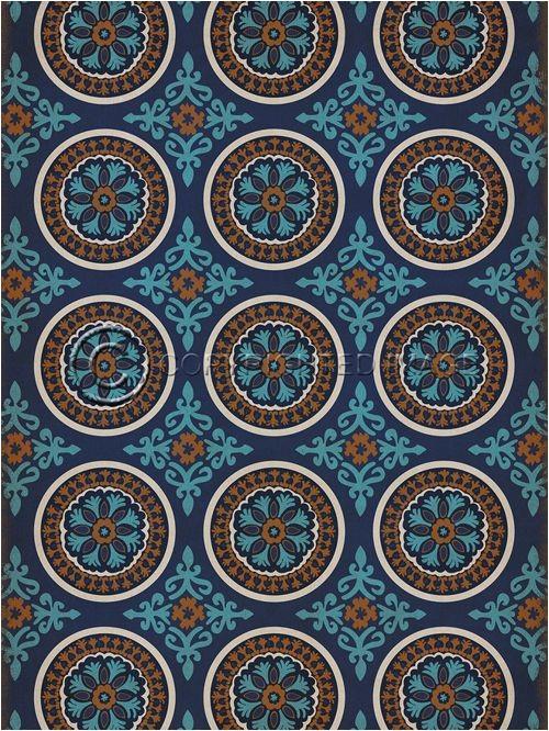 decorative vinyl floor cloths