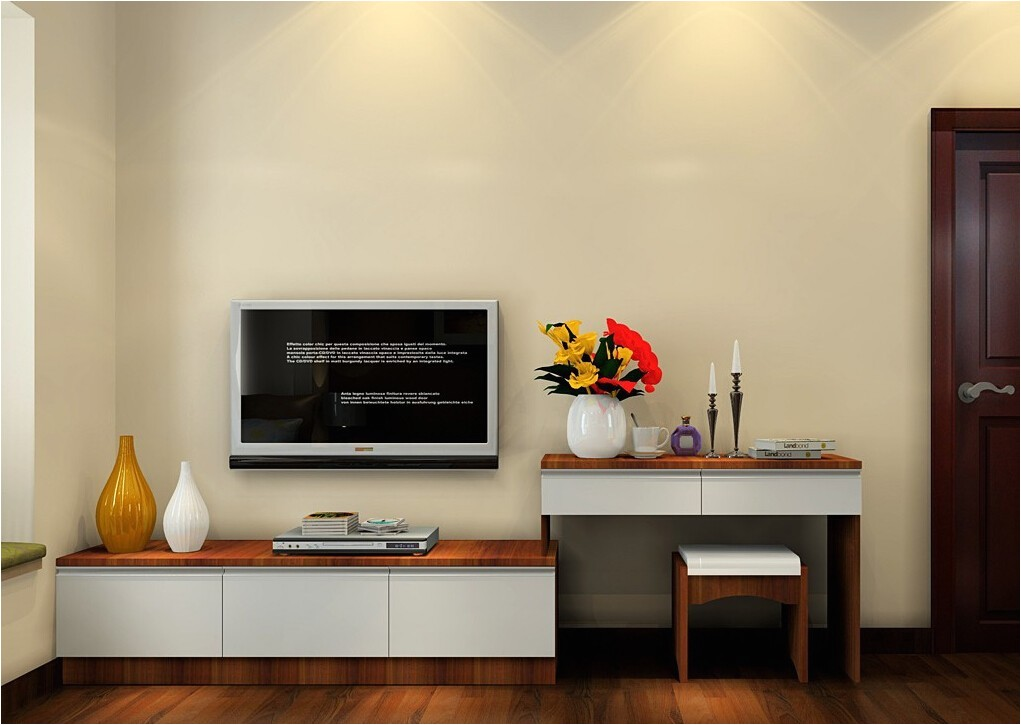 bedroom tv stand with study table simple desk and tv cabinet combination for bedroom interior design