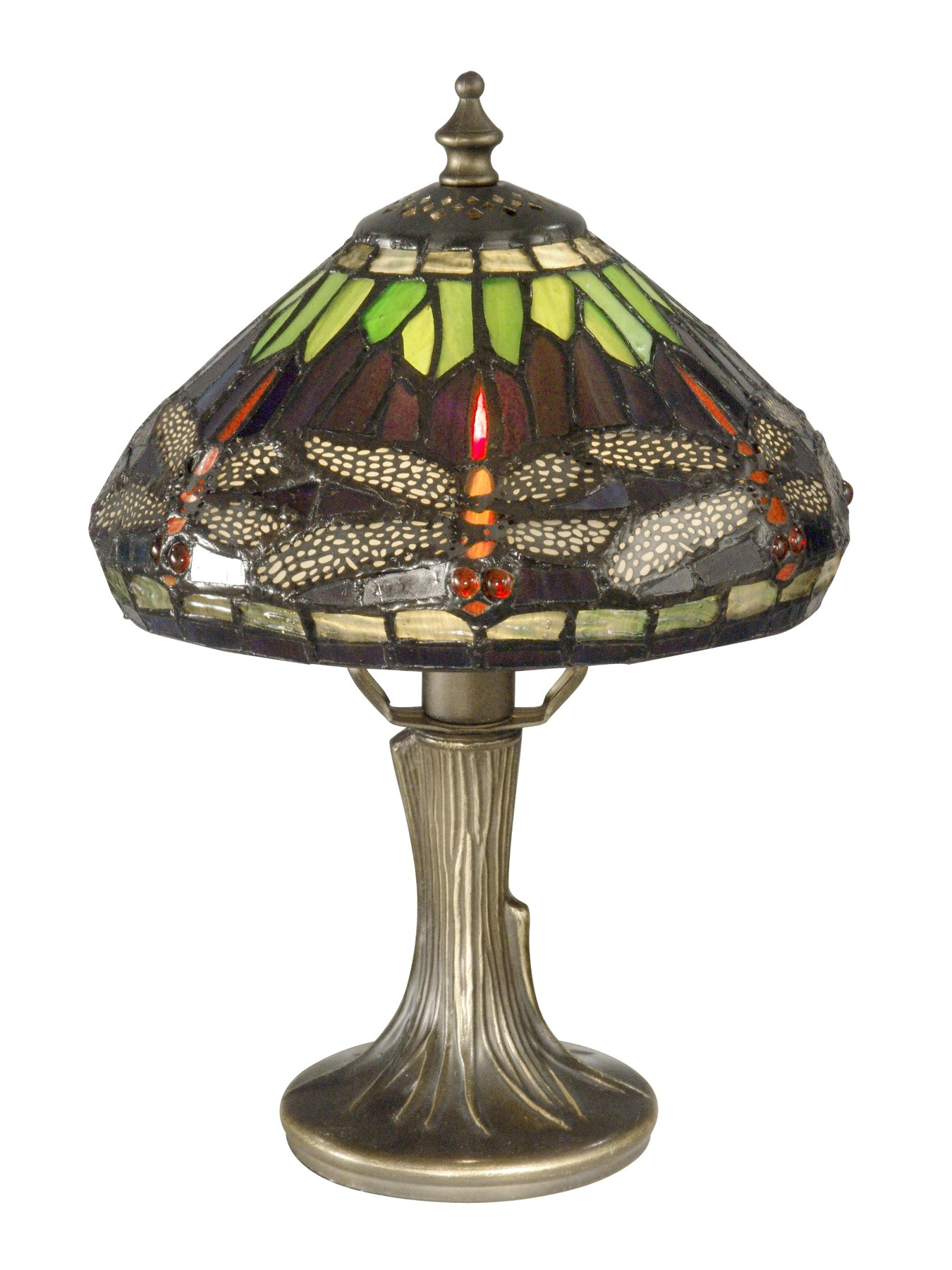 hanging head dragonfly table lamp 7601 521