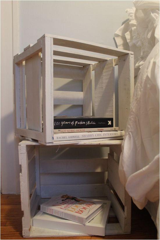 60 creative diy bedroom nightstand ideas