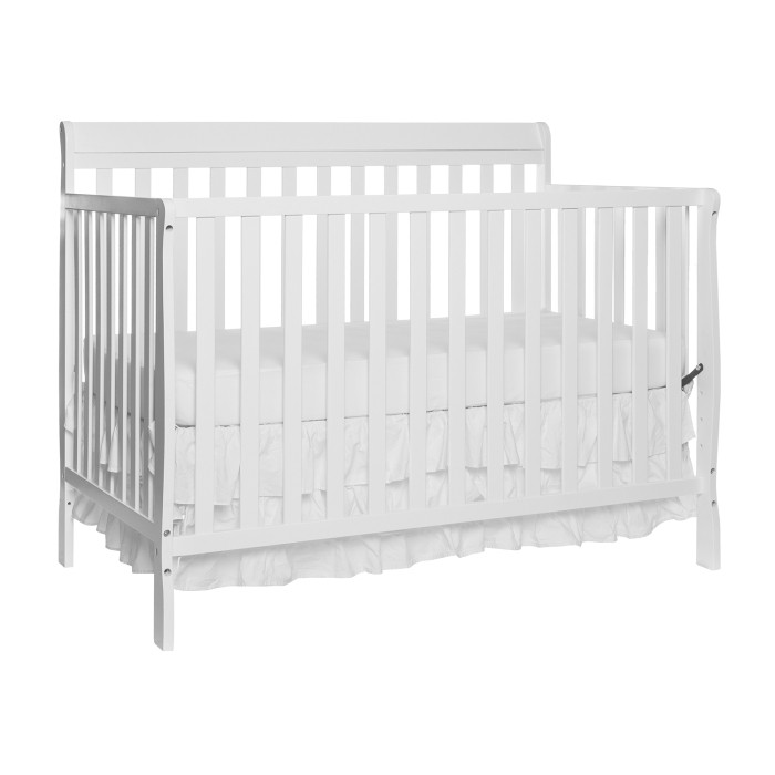Dream On Me Crib Replacement Parts Alissa 4 In 1 Convertible Crib Dream On Me