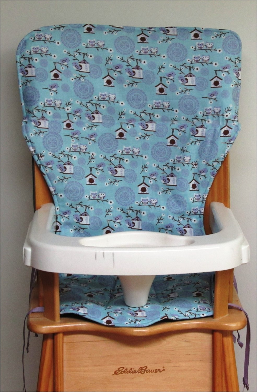 eddie bauer high chair pad replacement
