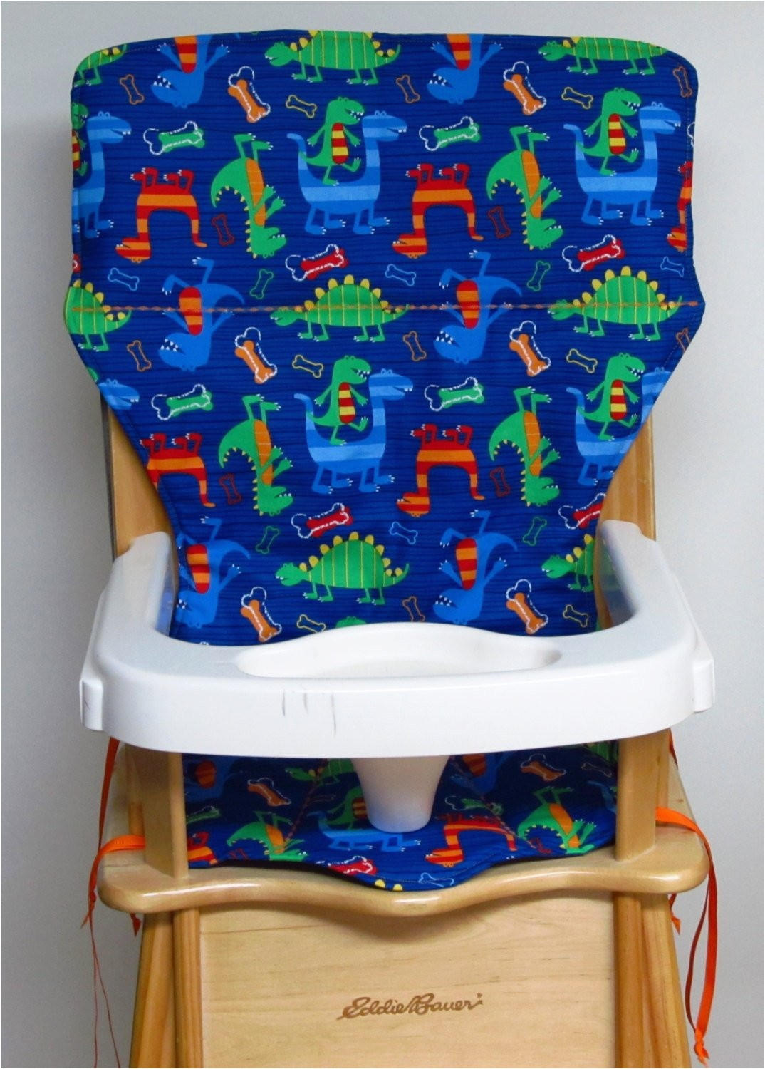 high chair cover eddie bauer replacement