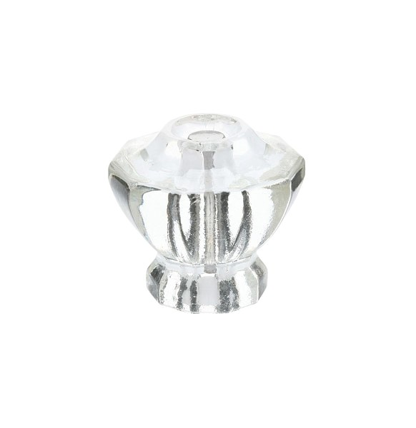emtek astoriaclear crystal cabinet knob
