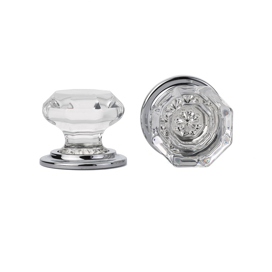 old town clear wardrobe knob