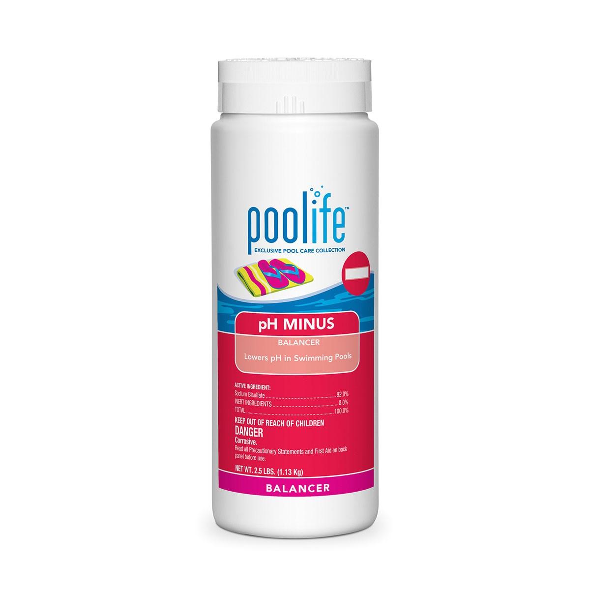 poolife ph minus balancer