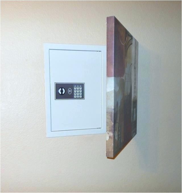 faux electrical panel hidden wall safe the green head for plans 0