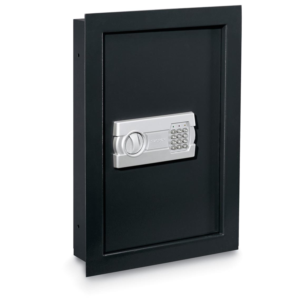 Fireproof Wall Safe Between Studs Stack On Between Studs Wall Safe 121395 Gun Safes at