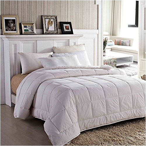 22491346 amor amp amore all seasons luxury super soft white warm down alternative comforter king size