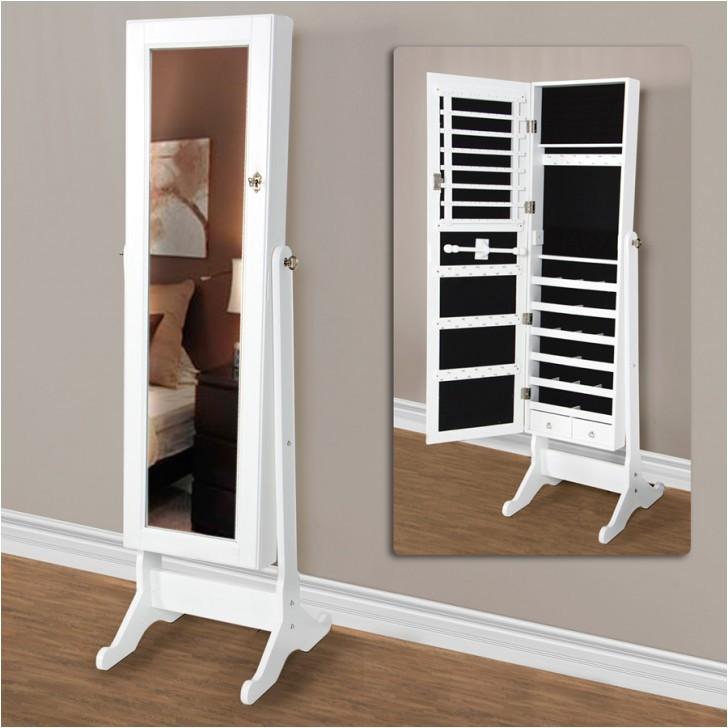 Full Length Mirror with Jewelry Storage Ikea Full Length Mirror with Jewelry Storage Elegant Dressing