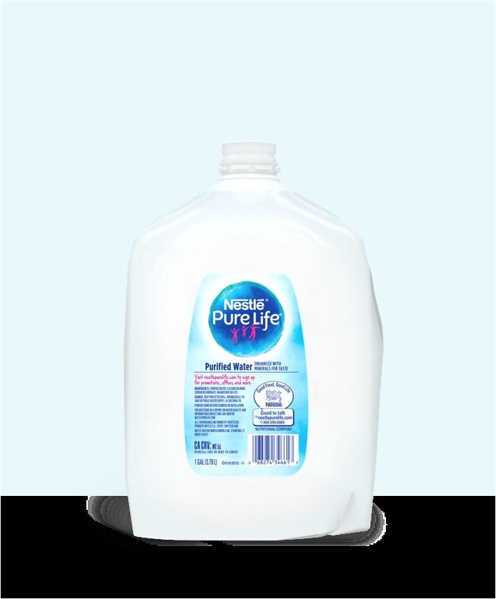 nestle purelife 1g purified water