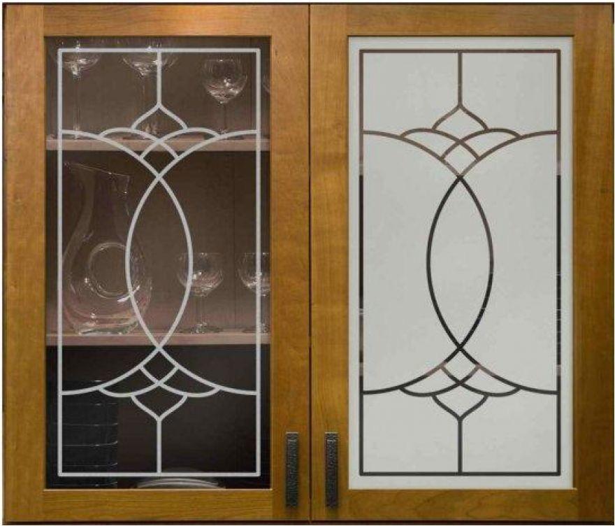 glass cabinet doors online