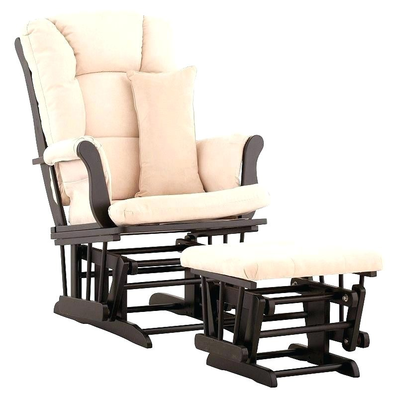 glider rocker replacement cushions with snaps finding chair
