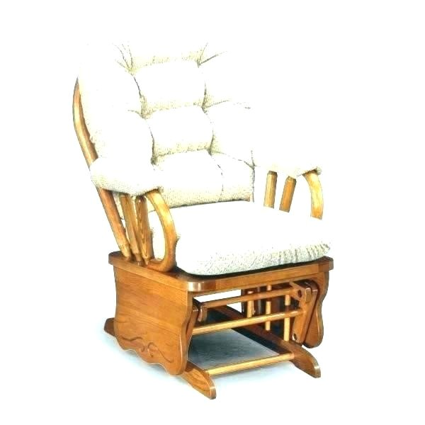 glider rocker replacement cushions with snaps only for