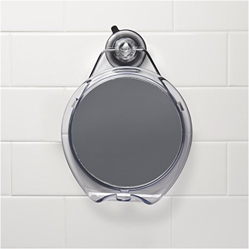 oxo good grips strong hold suction fogless mirror com