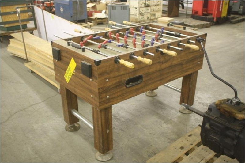Goodtime Novelty Foosball Table Lot 1200 Goodtime Novelty Inc Foosball Table