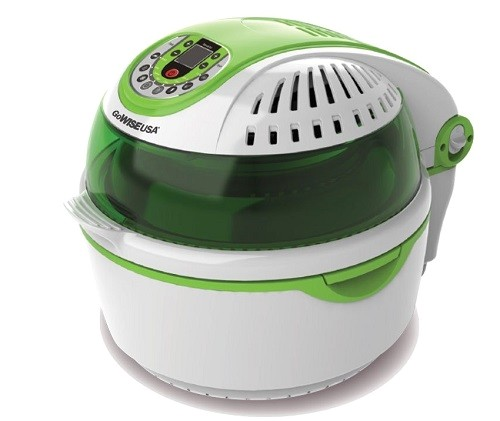 Gowise Usa Air Fryer 5.8 Qt Manual Gowise Usa Gw22641 Turbo Air Fryer Review Airfryers Net