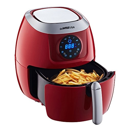 gowise usa 5 8 quart programmable 7 in 1 air fryer 61473691