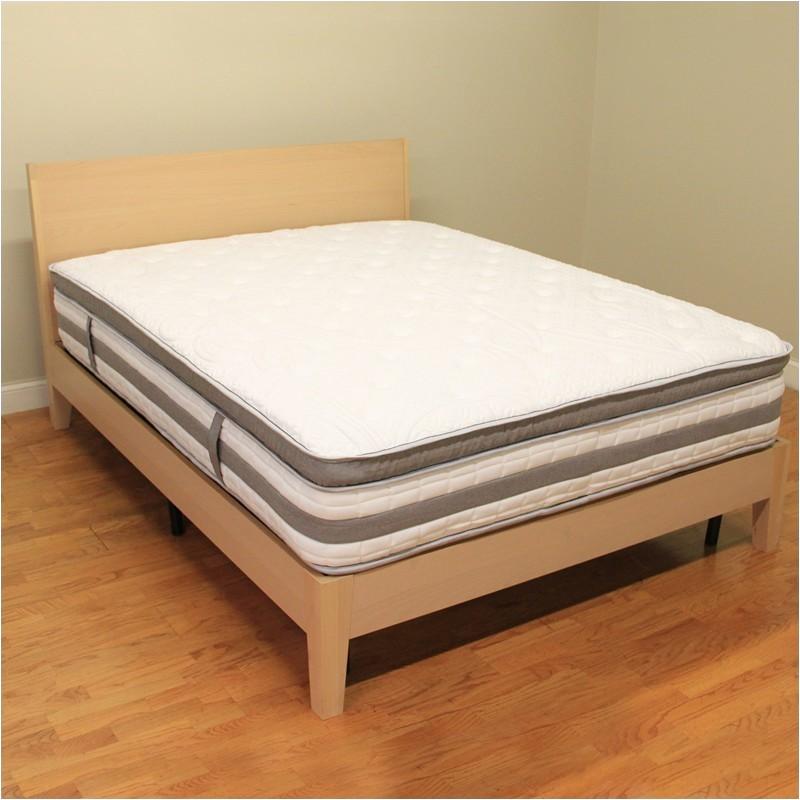 hampton and rhodes san martin 12 plush hybrid mattress hmtr1001