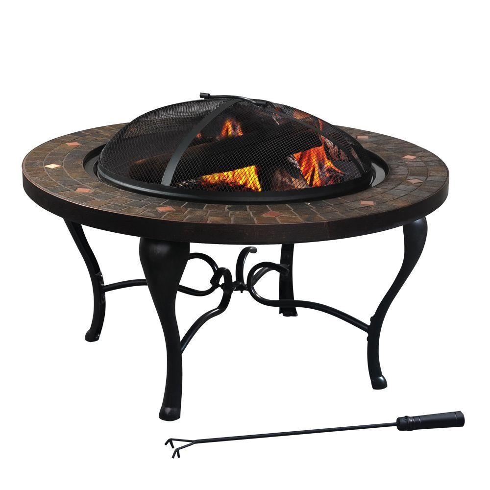 info hampton bay fire pits