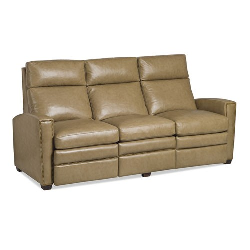 hancock and moore acclaim power recline sofa