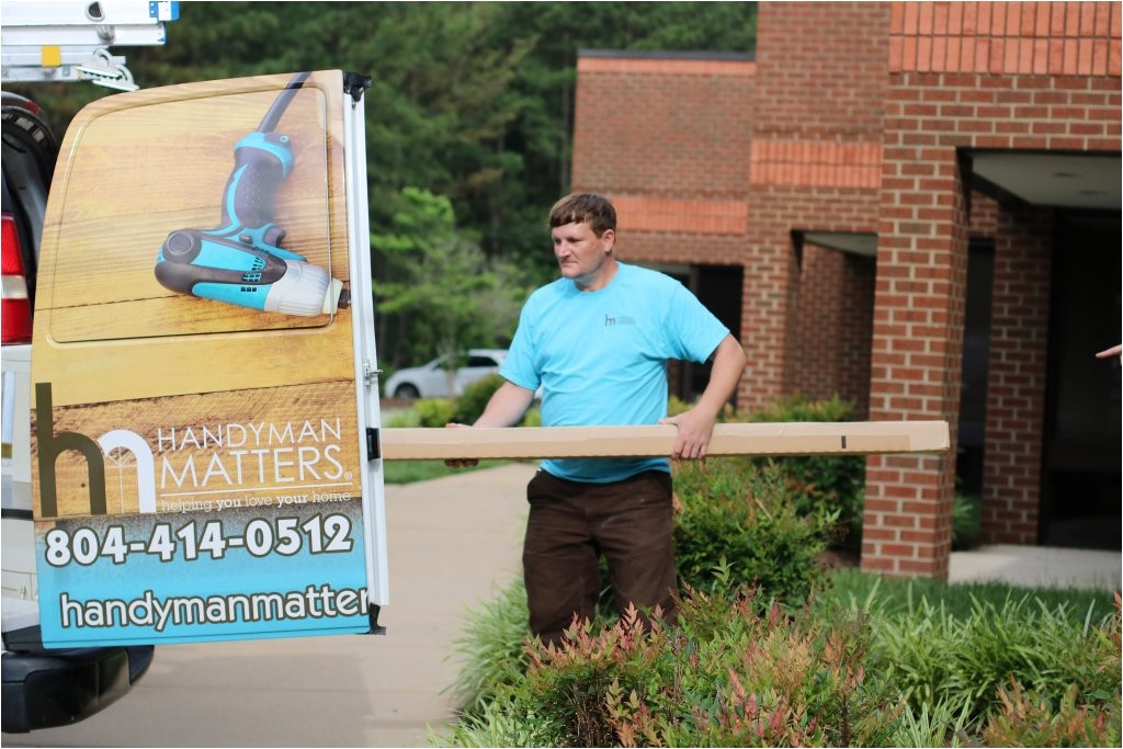 Handyman Services Richmond Va Handyman Services In Richmond Va Handyman Matters Of