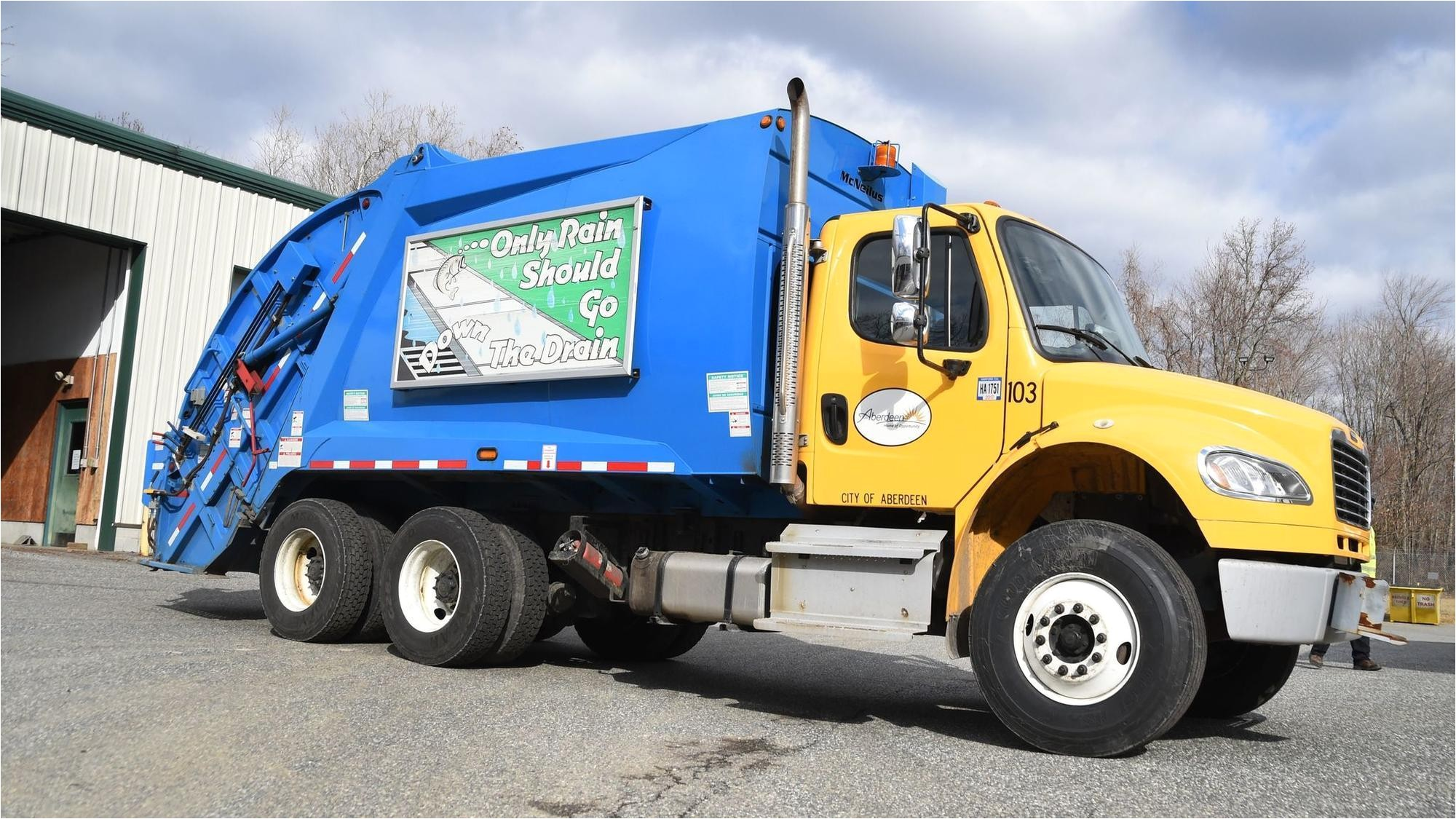 Harford County Trash Pickup New Aberdeen Trash Pickup System to Begin July 1 Stickers