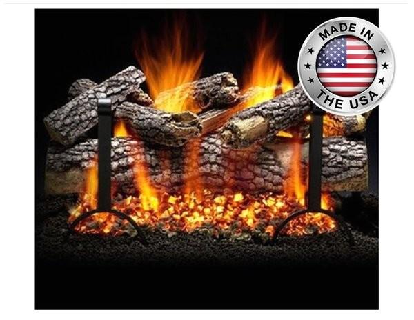 live oak gas logs by heatmaster