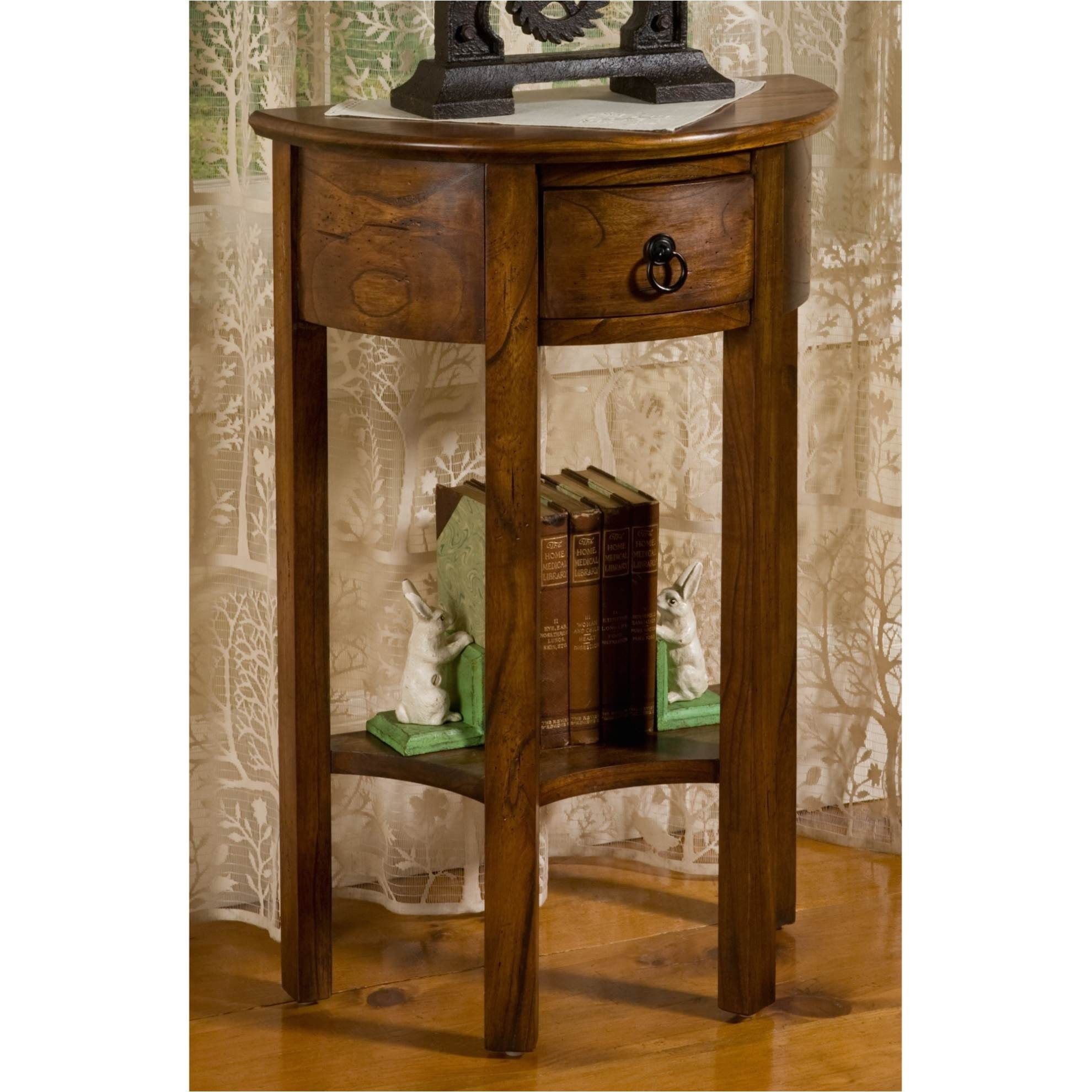 nontraditional uses for accent tables in the home