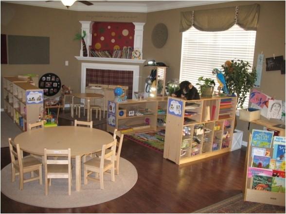 daycare room design