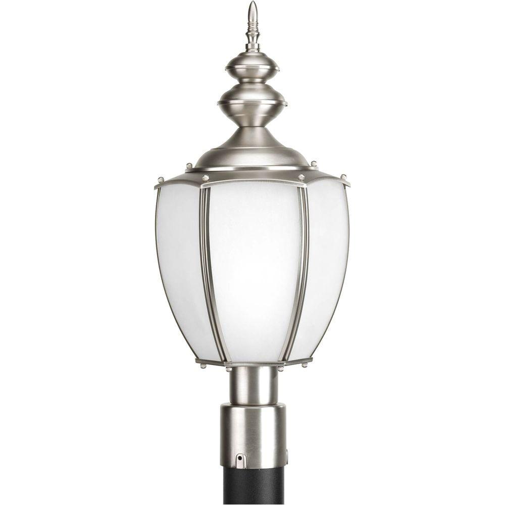 Home Depot Canada Coach Lights Progress Lighting Roman Coach Collection 1 Light Brushed