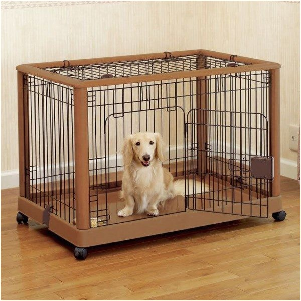 dog crate and dog crate cover ideas