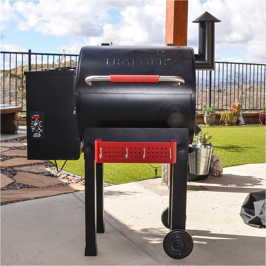 8024365 traeger renegade elite model tfb38tcawood pellet grill