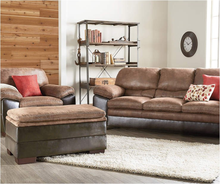 simmons microfiber sofa
