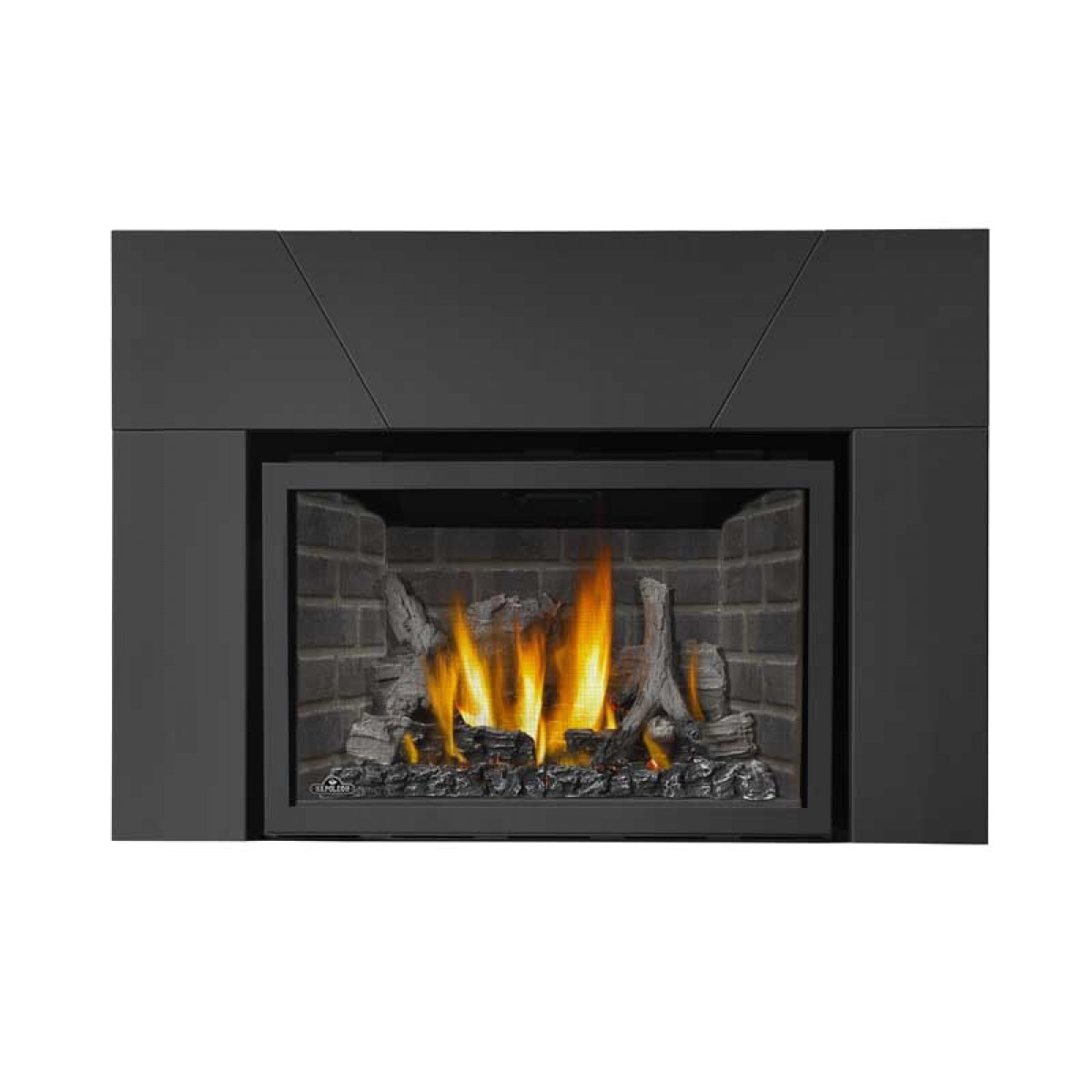 infrared fireplace vs electric fireplace