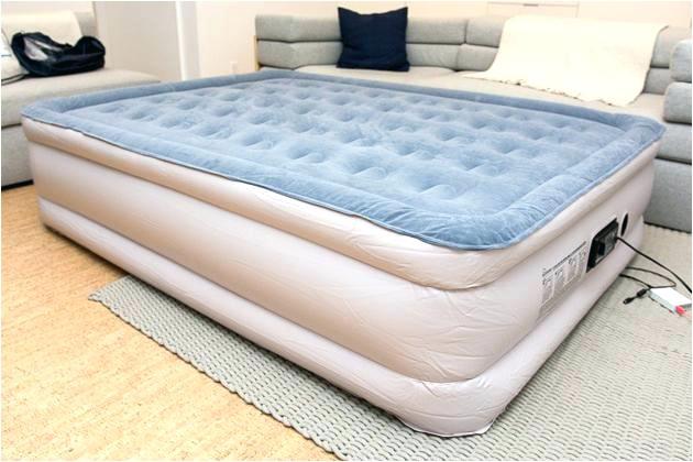 air mattress losing air
