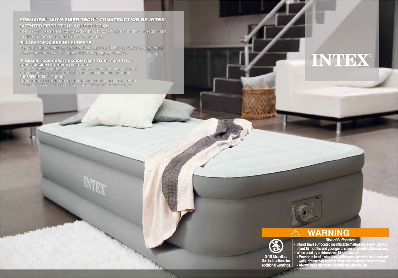 Intex Air Mattress Losing Air Adinaporter