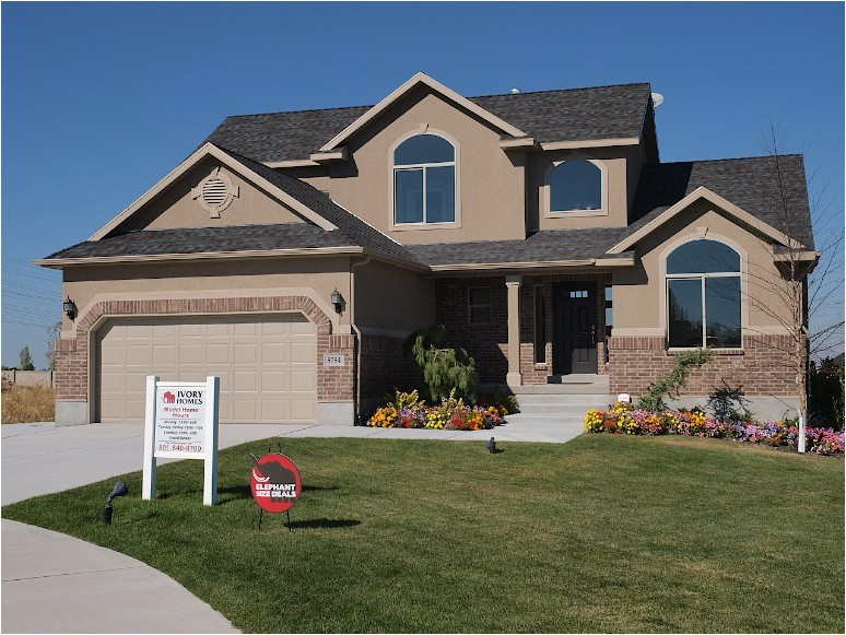 Ivory Homes Model Homes Decorated Model Home tours