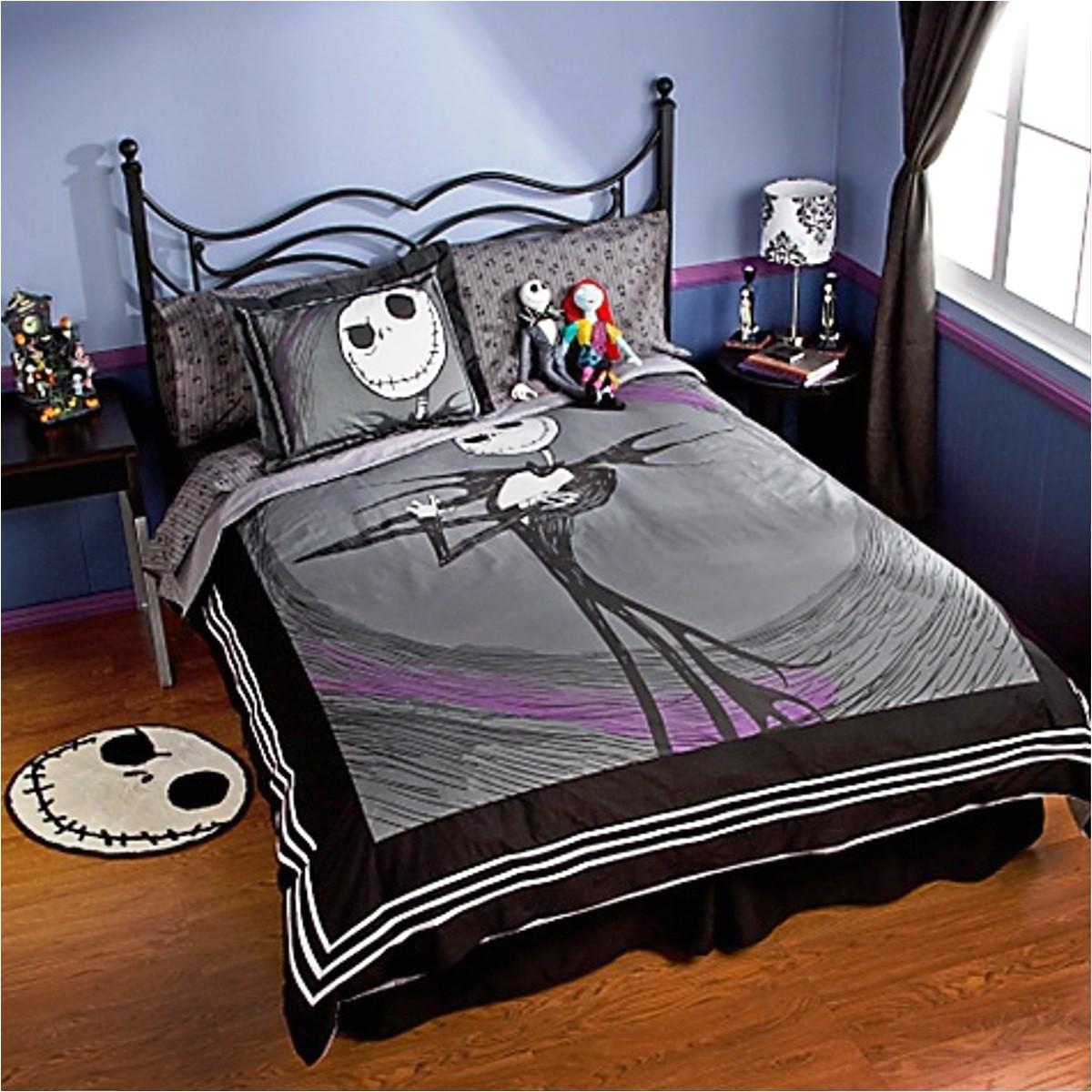 nightmare before christmas bedroom