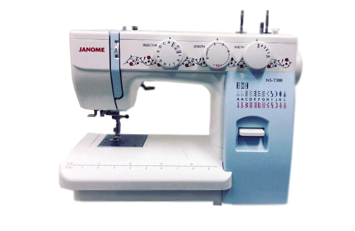 sewing machine manual download janome