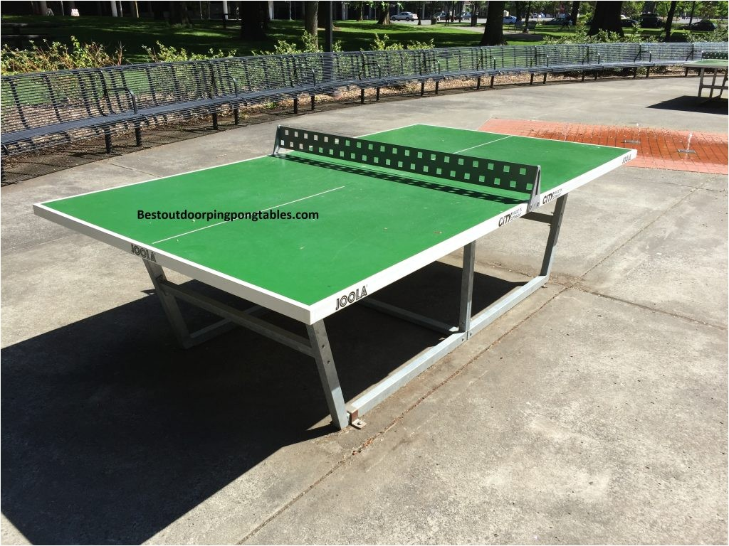 Joola Outdoor Ping Pong Table Joola City Outdoor Ping Pong Table Best Outdoor Ping