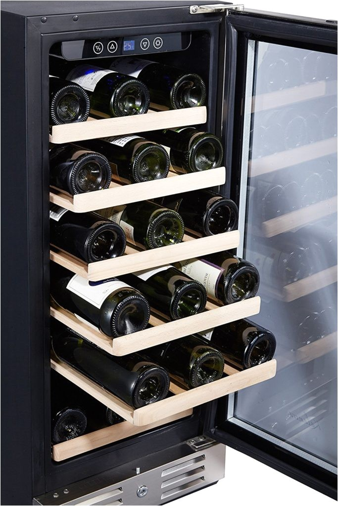 best 15 inch wide wine fridge reviews