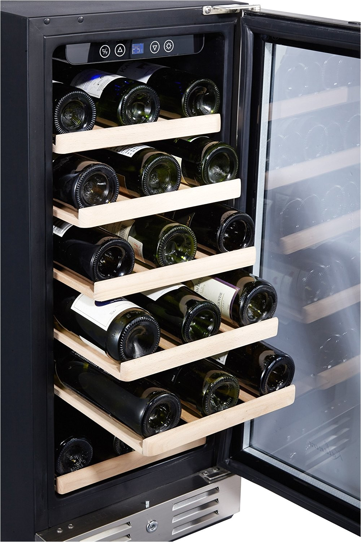 kalamera 30 bottle wine refrigerator detailed review