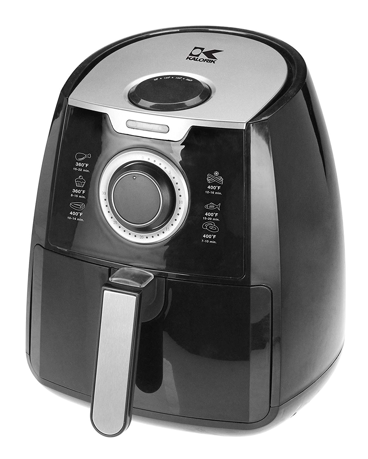 kalorik air fryer reviews