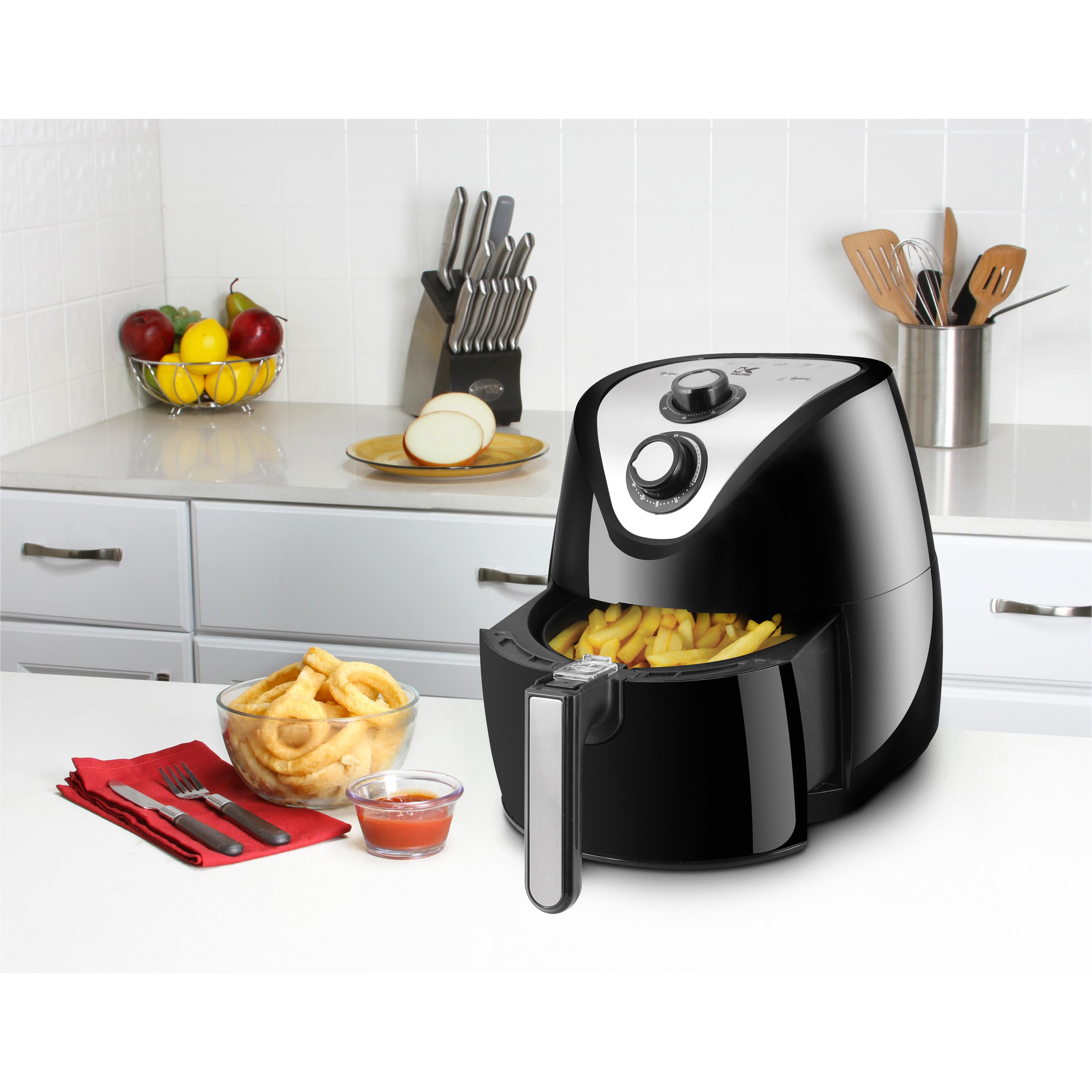eat smart air fryer ft 43140 bk rik1899